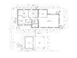 technique construction maison ossature bois